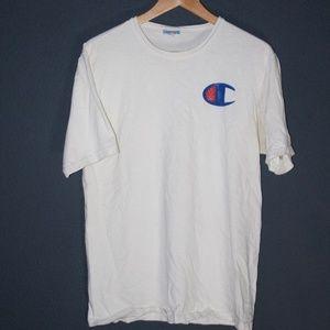 White Champion T-Shirt